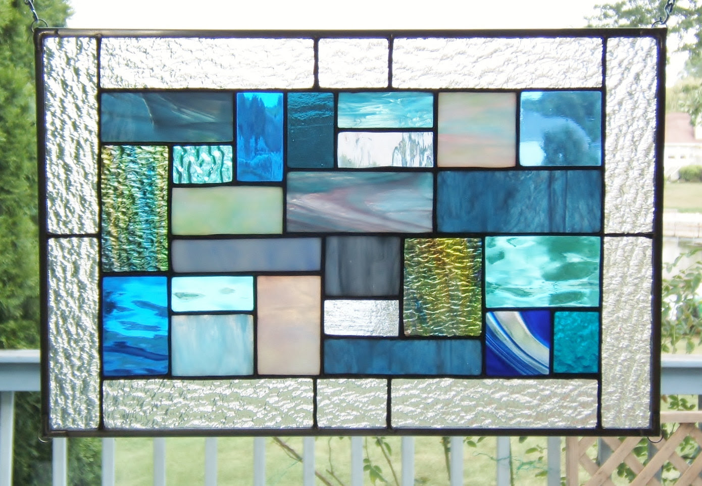Stained Glass Window Hangings Also Add Modern Stained Glass Windows