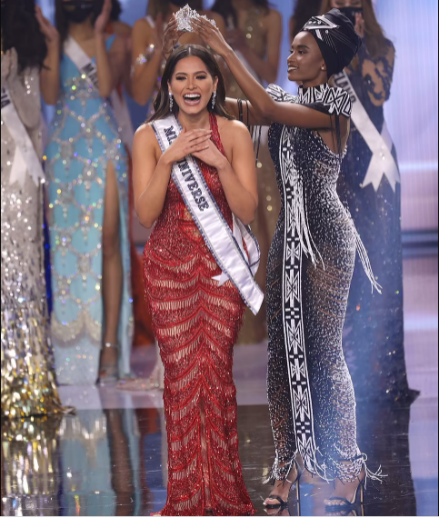 Miss Mexico, Andrea Meza crowned Miss Universe 2021 (photos)