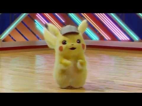 """Pikachu dançando """"Bota pra Tremer"""" de Pedro Sampaio"""