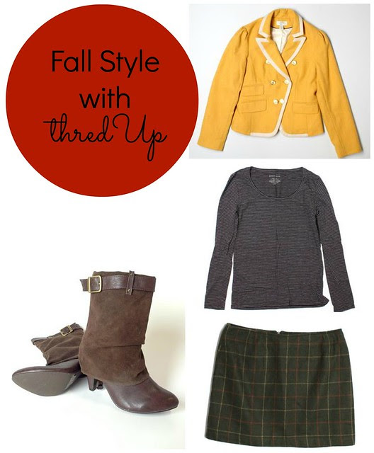 Fall Style with thredUp