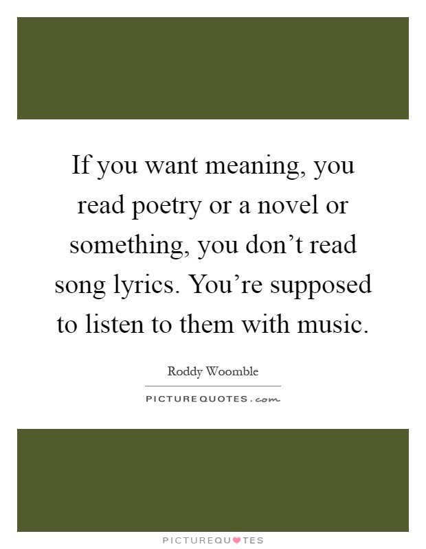 Song Lyrics Quotes Sayings Song Lyrics Picture Quotes Page 3