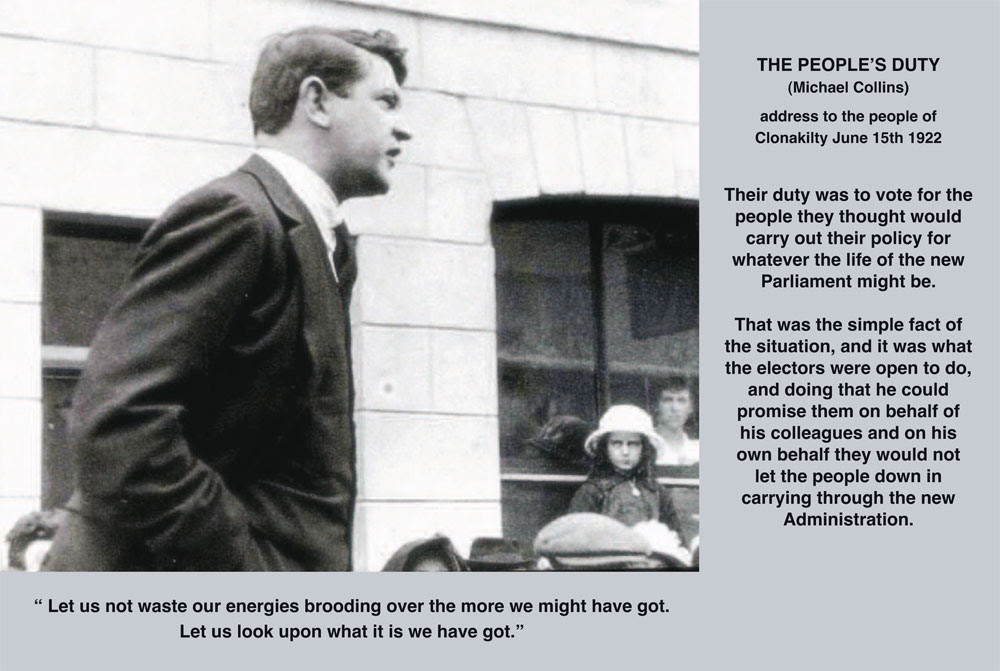 Collins Quotes General Michael Collins