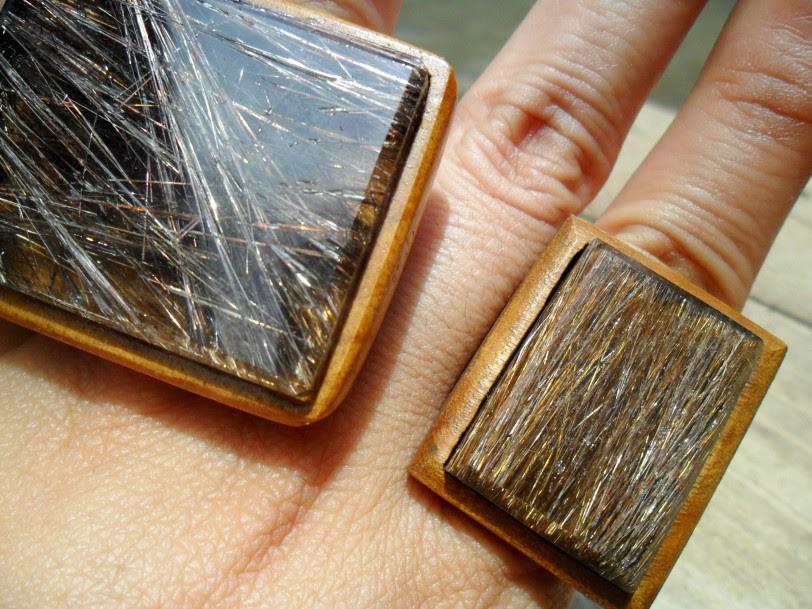 anel rutilo cobre
