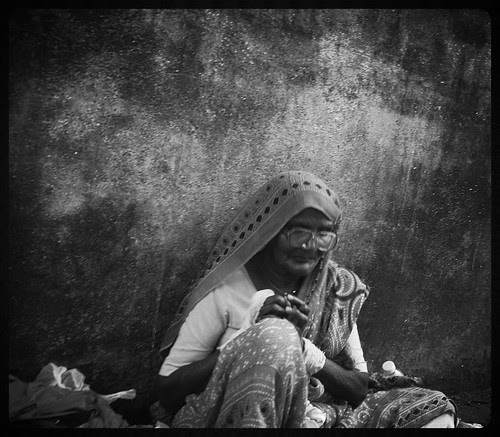 The Beggar Lady Shot By Marziya Shakir .. 2 Year 11 Month Old by firoze shakir photographerno1