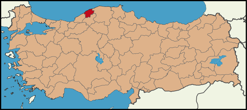File:Latrans-Turkey location Bartın.svg
