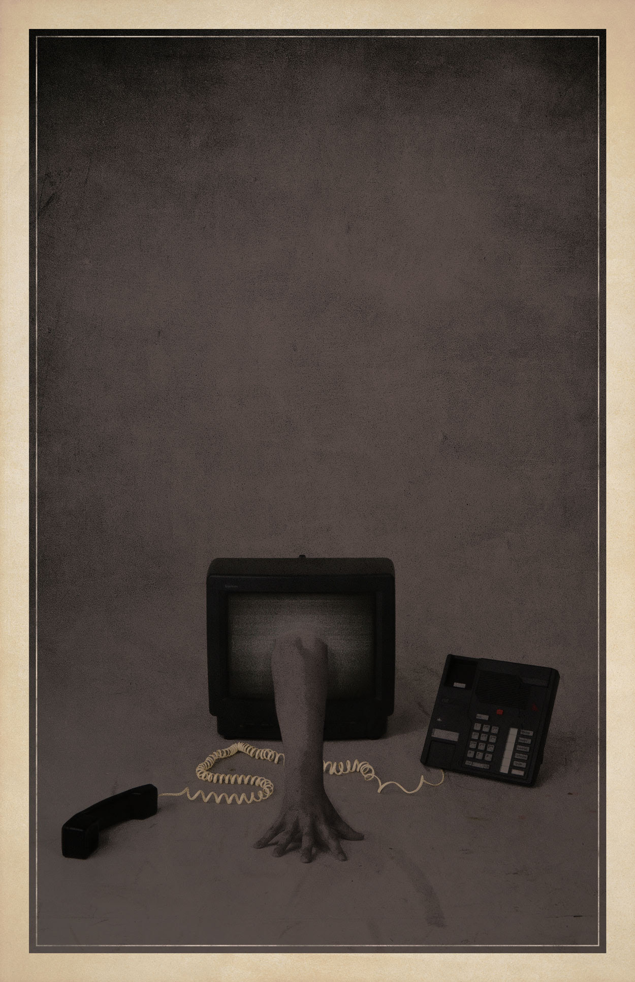 The Ring Minimalist Poster