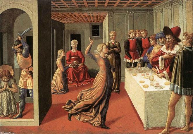 I Santi di oggi – 24 giugno Natività di San Giovanni Battista Profeta e martire