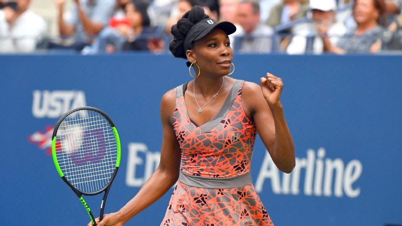 Unstoppable Venus Williams Sets Sights On 2020 Olympics