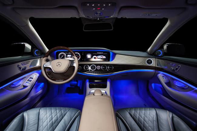 Mercedes Benz S Class — Richard Pardon - Car and Portrait Photography