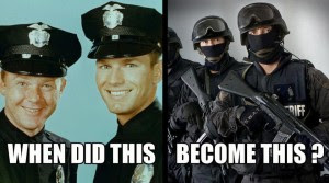 police state lead