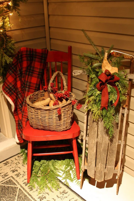 Plaid Christmas Ornaments and Decoration Ideas  The Xerxes