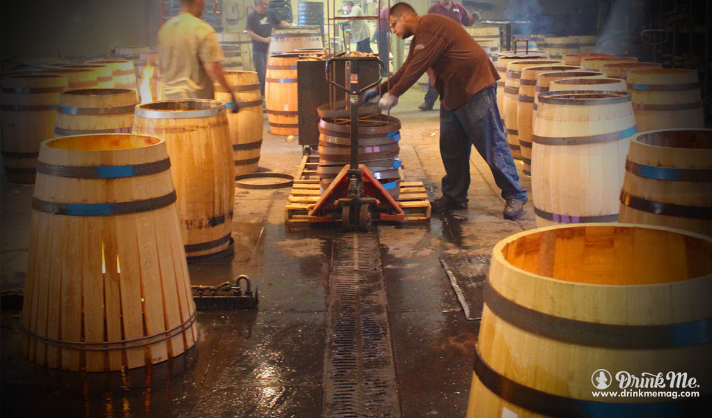 Wood Arts Cask Coopering A Whisky Barrel Drink Me