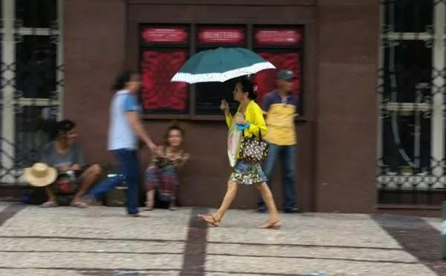 Ceará terá em abril as melhores chuvas do trimestre, diz Climatempo