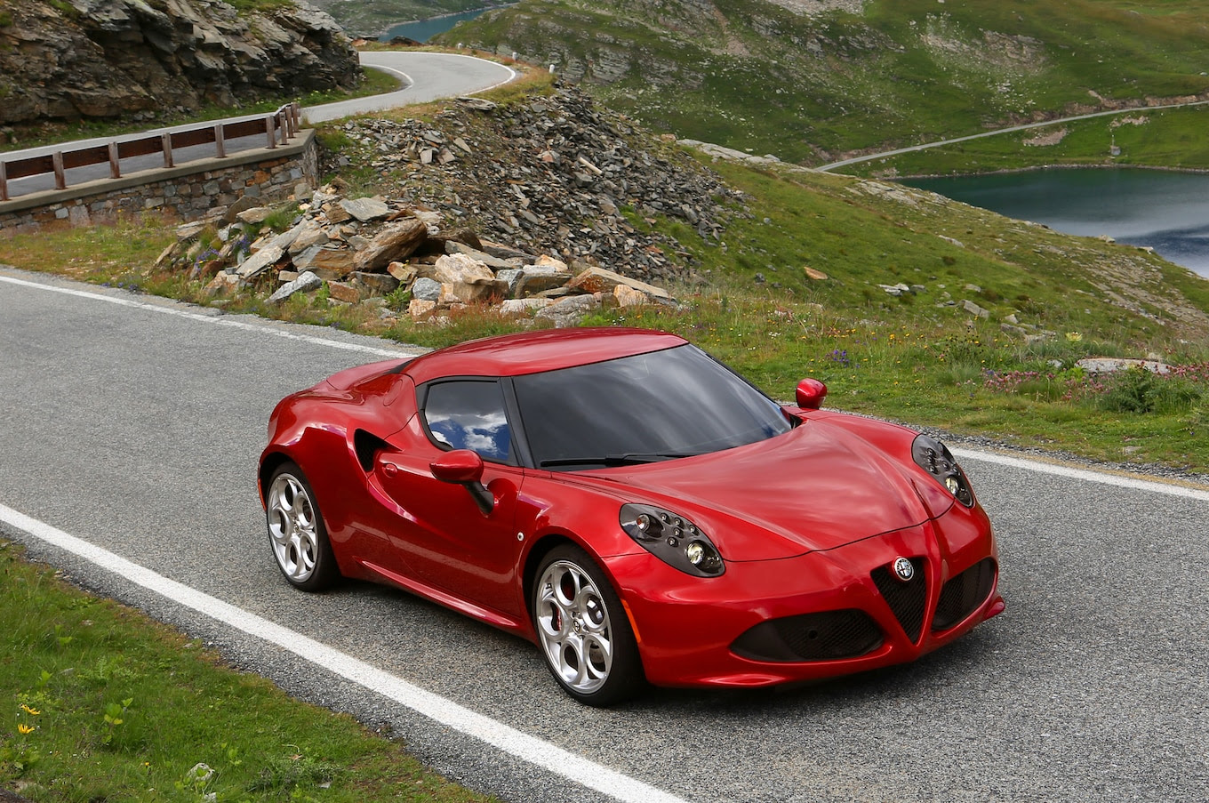 We Hear: Alfa Romeo 4C Will be Discontinued by 2020  Motor Trend
