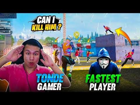 Fastest Hacker Killer Tonde Gamer 🔥 😱 Funniest Best Clash Battle Against Headshot Hacker #Shorts