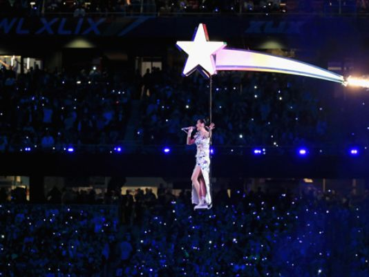 Katy Perry half-time show