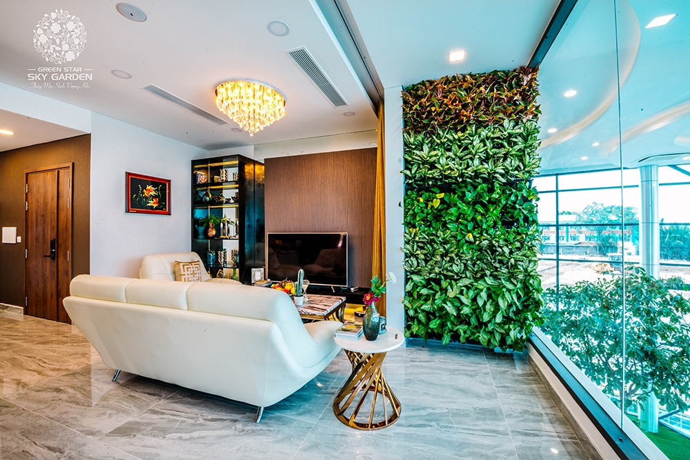 Các đặc điểm nổi bật của căn hộ Green Star Sky Garden