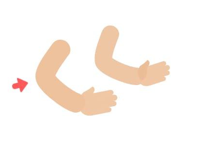 elbow - body parts