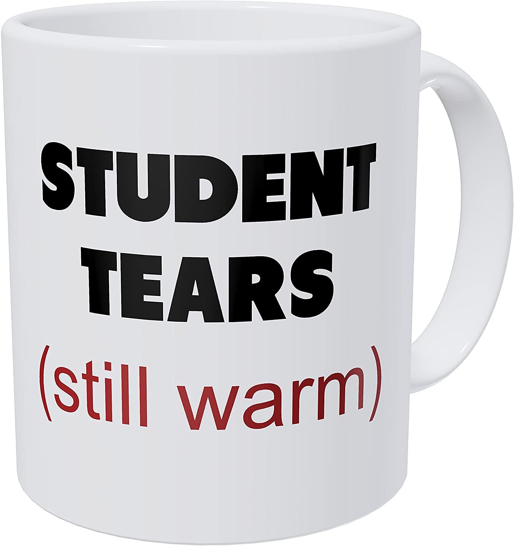 Wampumtuk Student Tears; mug