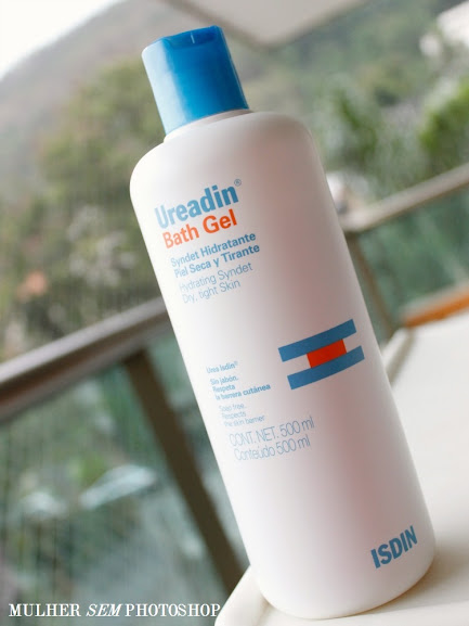 Ureadin Bath Gel - Isdin
