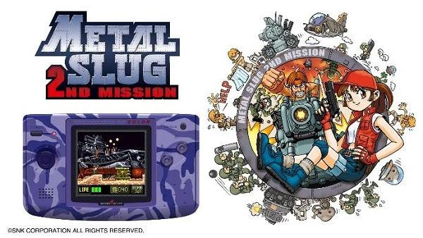 Juegos de la Neo Geo Pocket Collection Vol. 1, Metal Slug