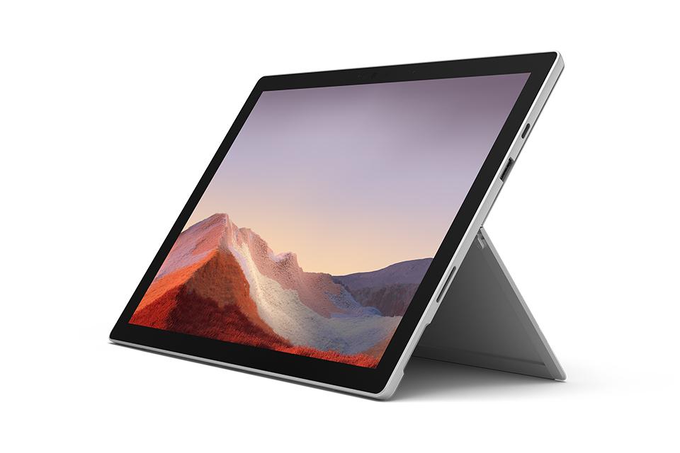 Thiết kế màn hình Surface Pro 7
