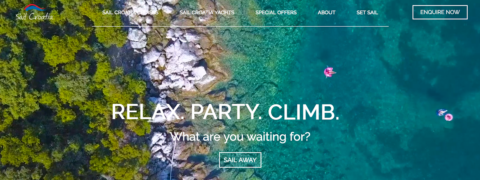 Travel Brands looking for Influencers   Sail Croatia
