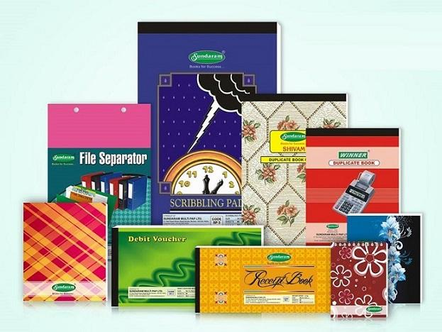 top 8 stationary brands in India.