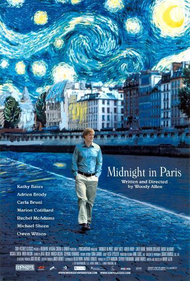 Midnight in Paris, Director Woody Allen