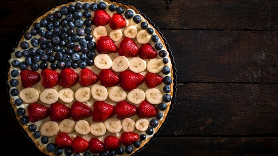 Welcome to July -- Red, White, & Blueberry-image