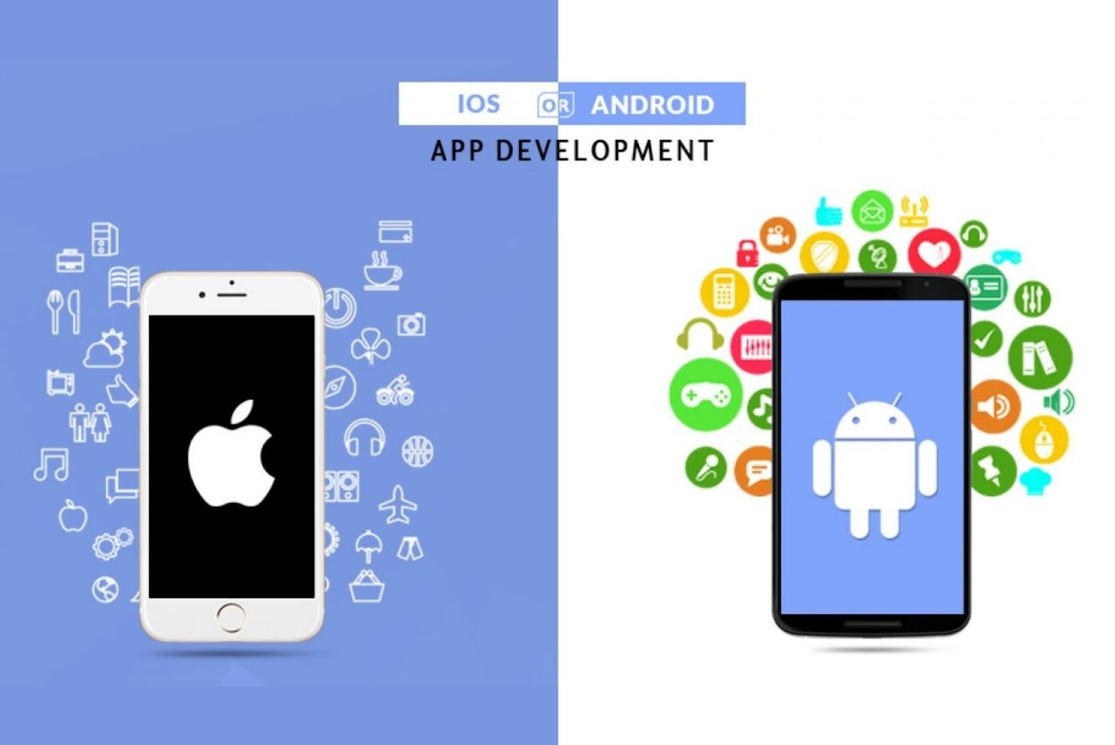 cost of developing a mobile app for android vs ios
