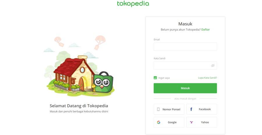 cara menjadi affiliate marketing tokopedia