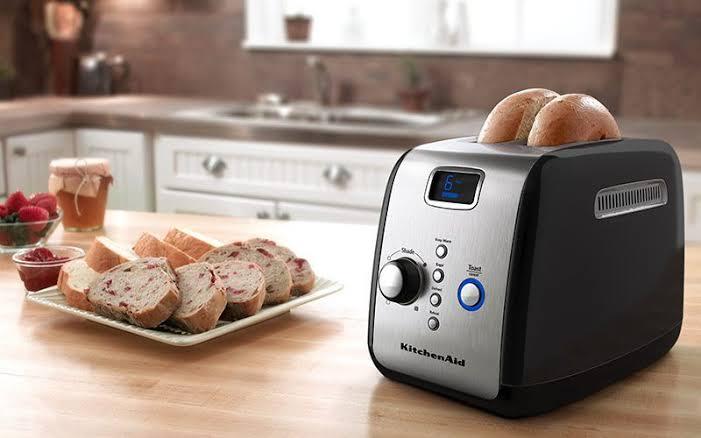 5 เครื่องปิ้งขนมปัง เพื่อความสะดวกสบายและง่ายต่อมื้อเช้า! 02