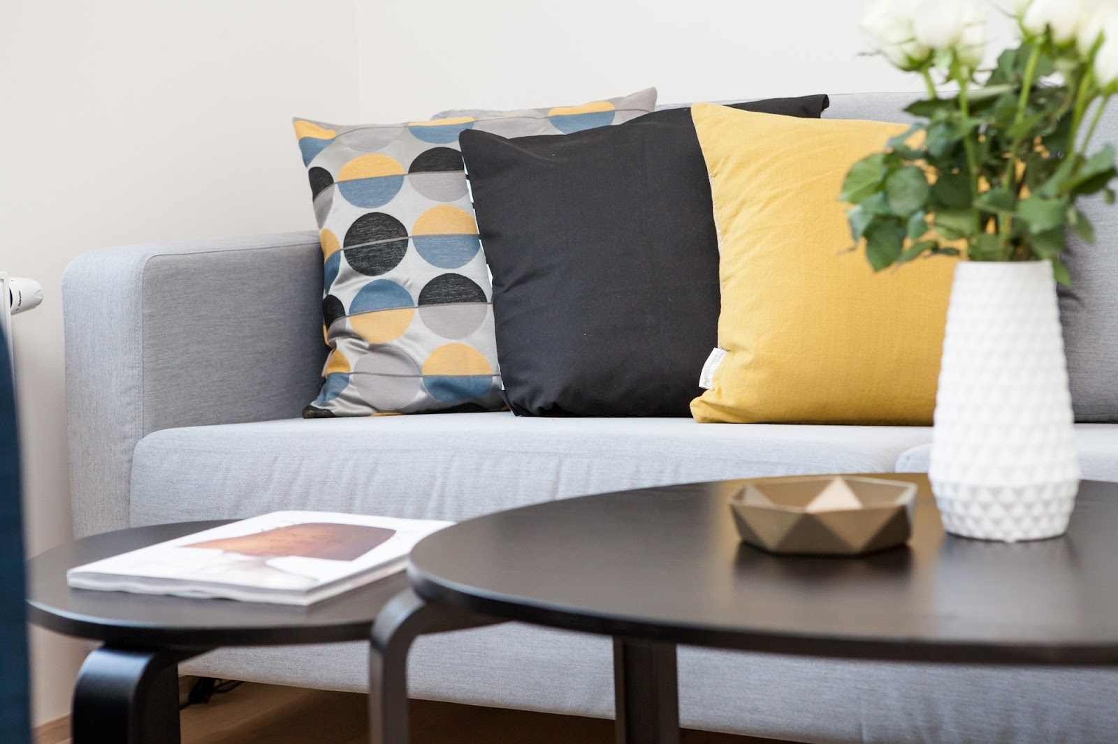 What to buy first when furnishing a new home