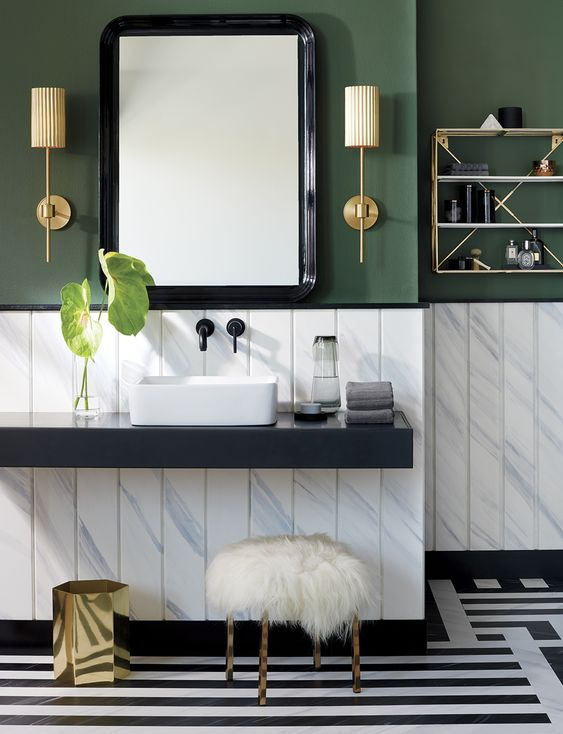 How to Choose the Best Paint for Your Bathroom 19