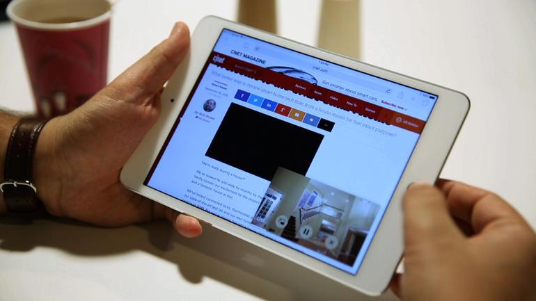 iPad Mini 4, iPad, iOS, Apple