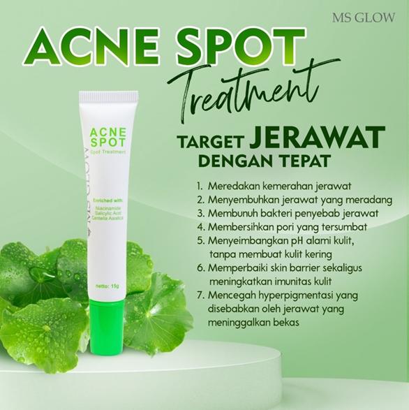 Spot Treatment