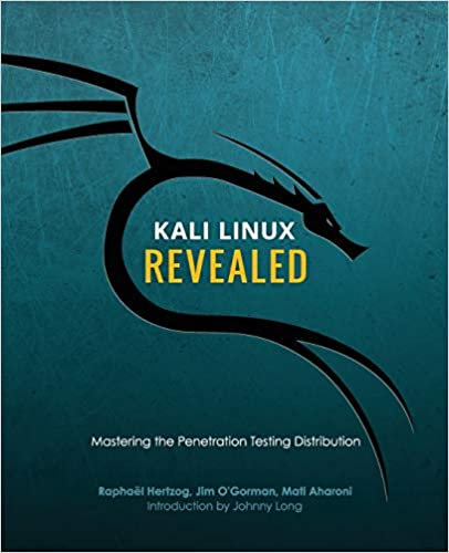 Kali Linux Revealed: Mastering the Penetration Testing Distribution book cover