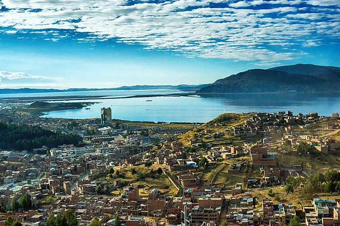 Puedes viajar a la hermosa ciudad de Puno con Turismo Mer