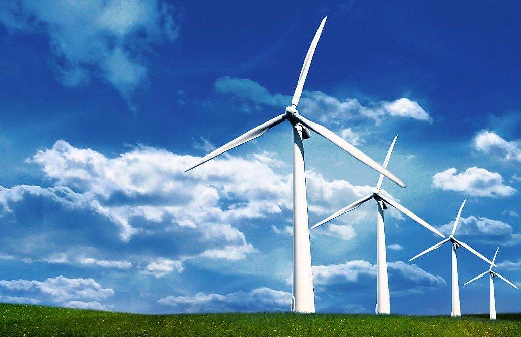Использование ветрогенераторов в Украине