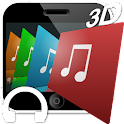 iSense Music - 3D Music Player apk