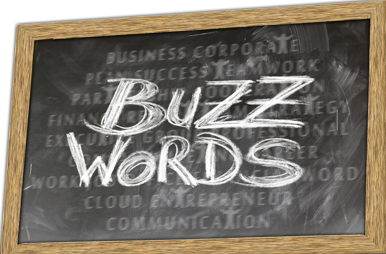 Buzz words in your blog headlines