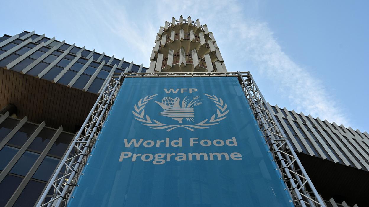 мировая продовольственная пограмма