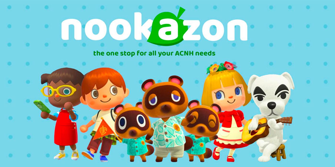Animal Crossing New Horizons: transacciones ilegales que emplean rip off's de tiendas virtuales conocidas.