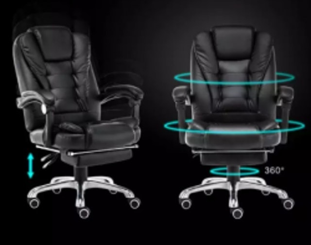 3. เก้าอี้สำนักงาน DBR Office Chair OC-999