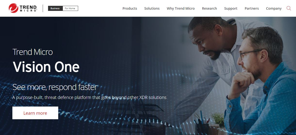 TrendMicro Cybersecurity Company