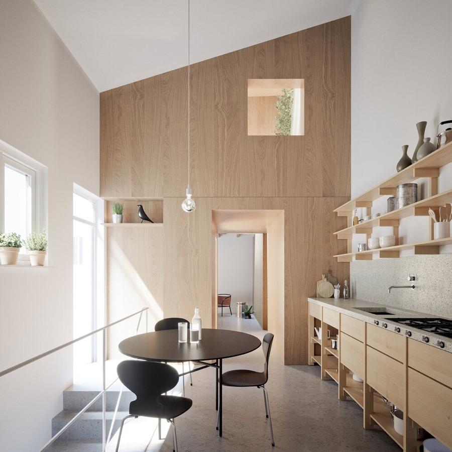 Top 9 Stunning Modern Scandinavian House Designs