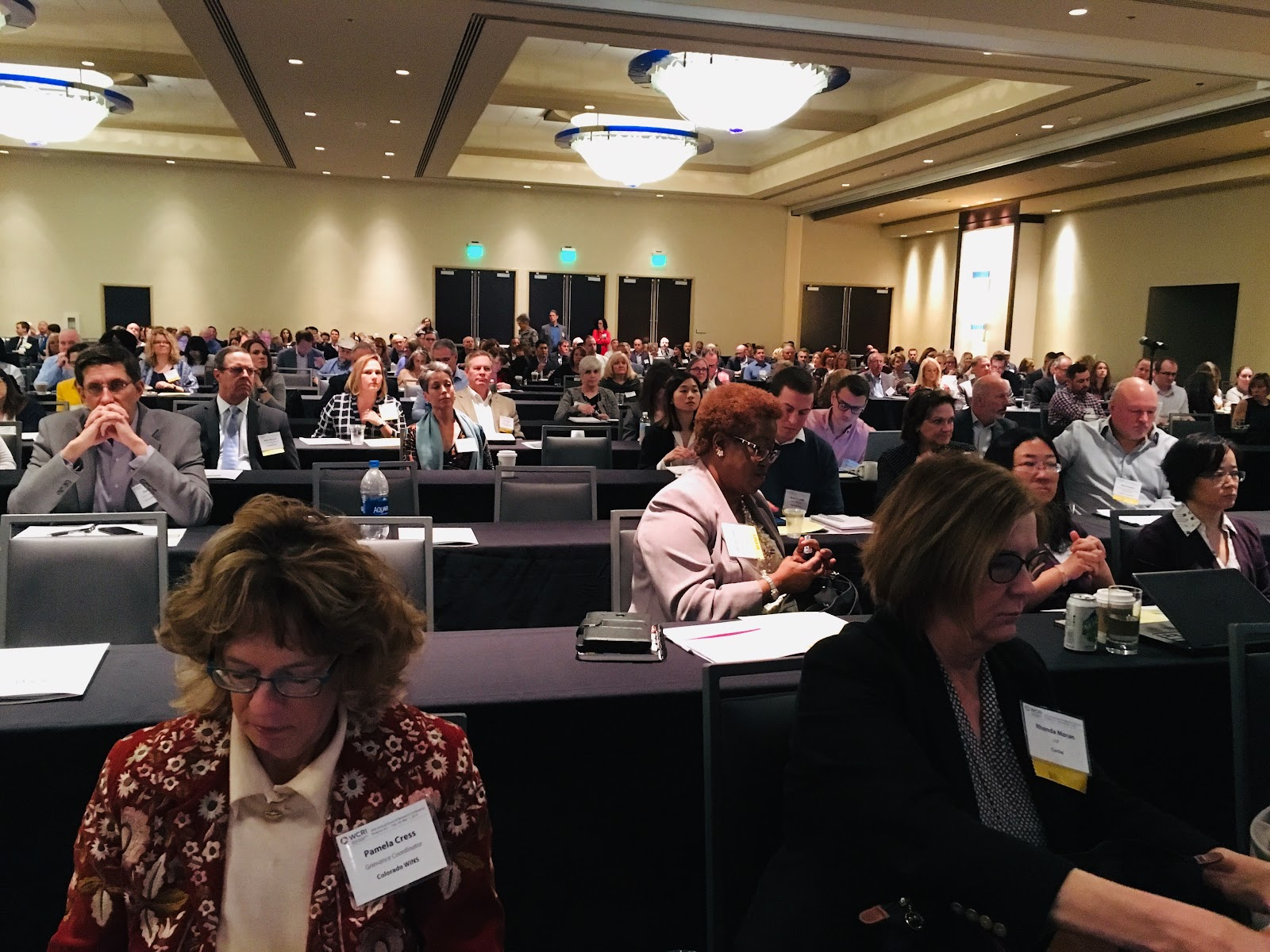WCRI's 35th Annual Issues & Research Conference Part 1