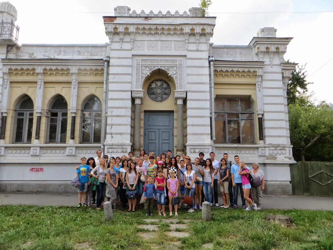 Архітектурна екскурсія від проекту Таємнича Полтава