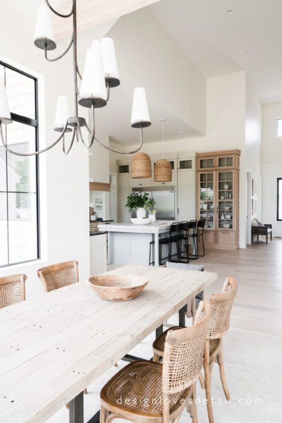 How to bring the california casual look to your atlanta home: unexpected lighting
